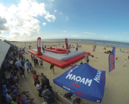 Maoam Bossaball Tour België